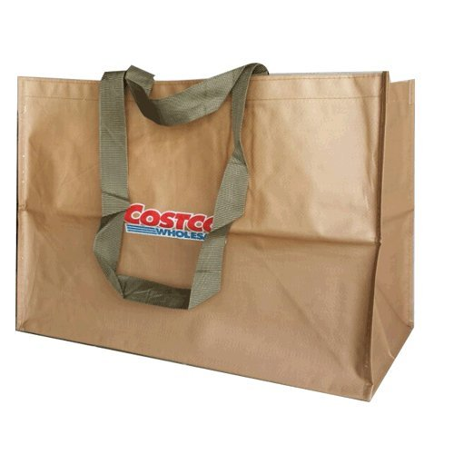Costco REUSABLE SHOPPING BAG 2枚入り