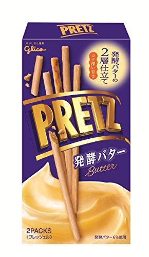 江崎グリコ プリッツ(発酵バター) 60g×10個