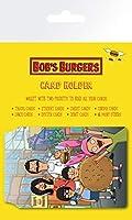 GB Eye Bobs Burgers Group Card Holder Multi-Colour [並行輸入品]