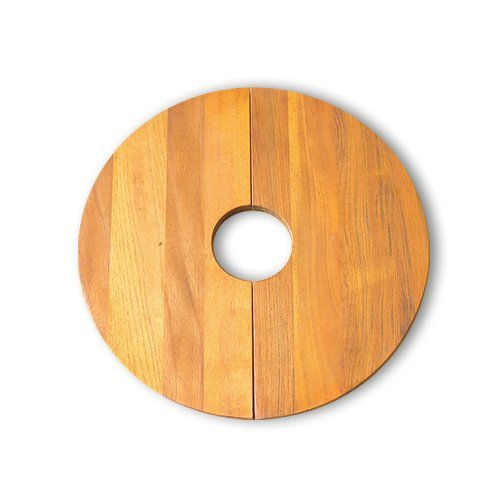 RoomClip商品情報 - ハングアウト プランツテーブル チーク材 直径45cm PLT-C45(TE)
