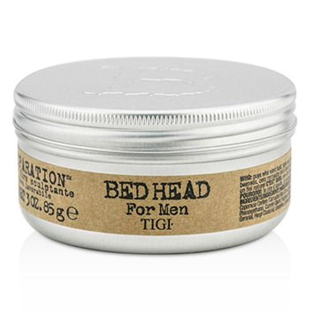 ラベルシリング鮫[Tigi] Bed Head B For Men Matte Separation Workable Wax 85g/3oz