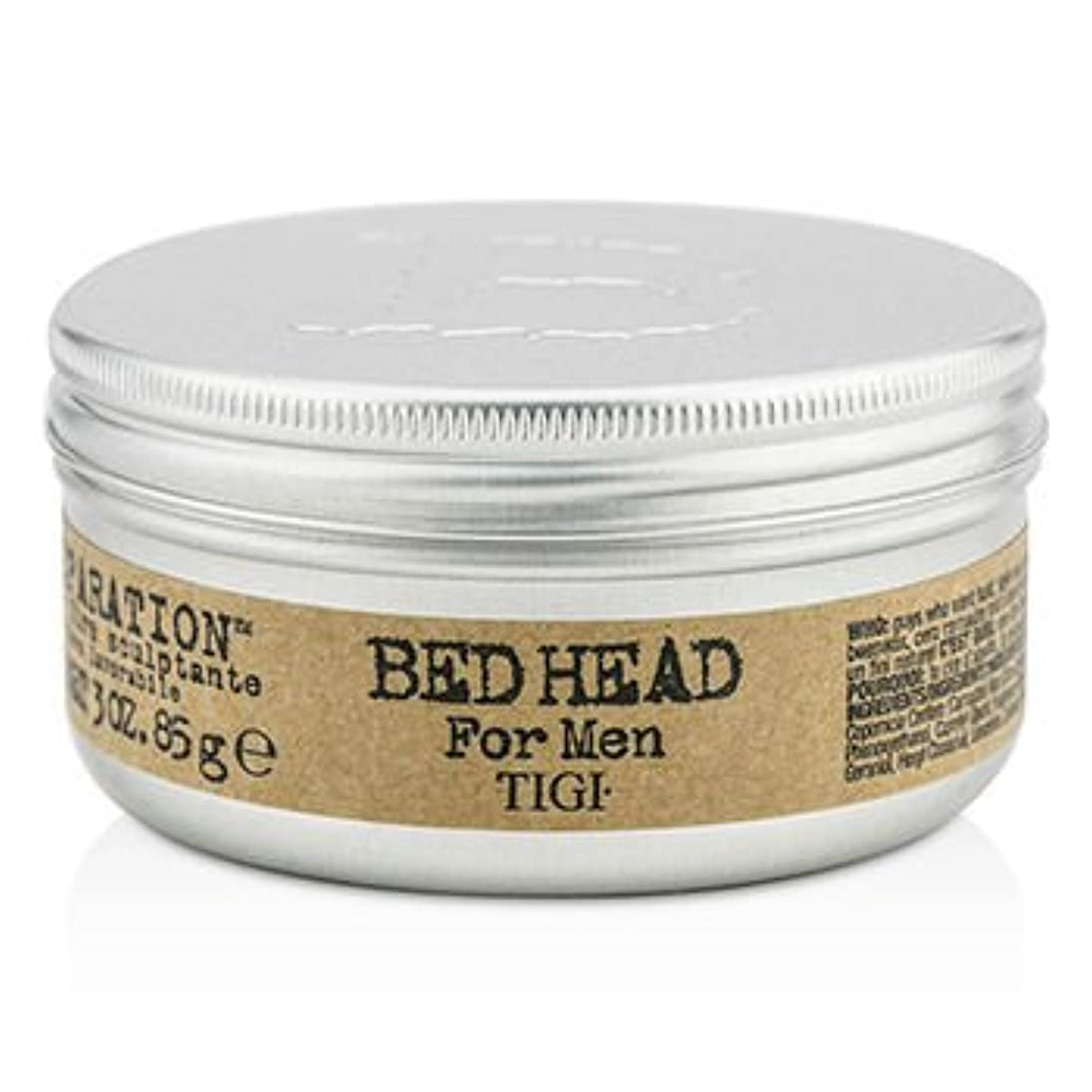 盆地み精神的に[Tigi] Bed Head B For Men Matte Separation Workable Wax 85g/3oz