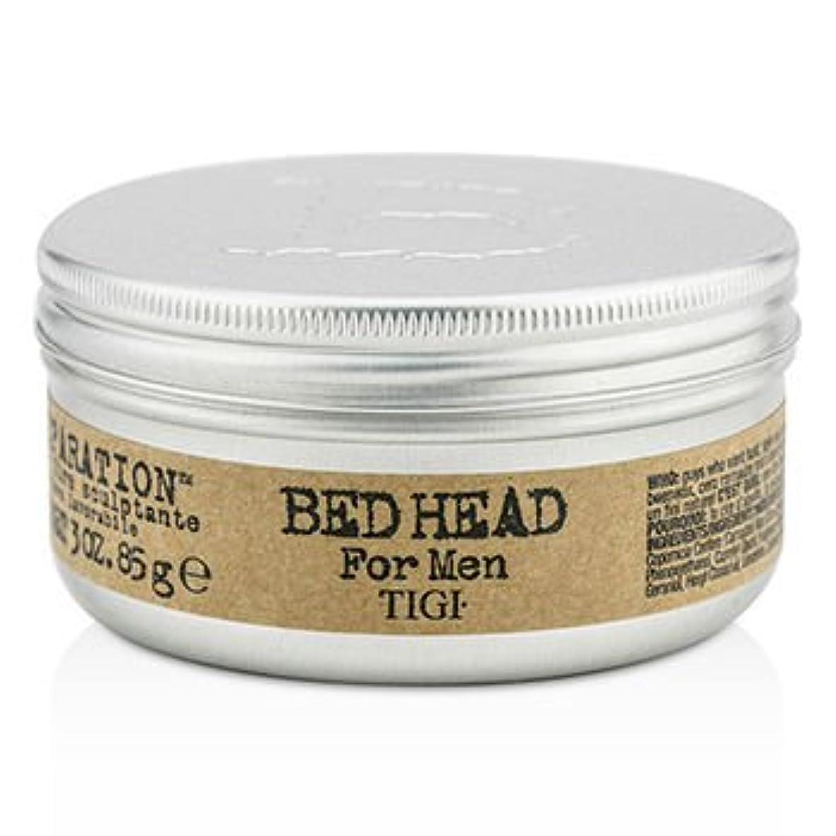 遊び場淡いヒープ[Tigi] Bed Head B For Men Matte Separation Workable Wax 85g/3oz
