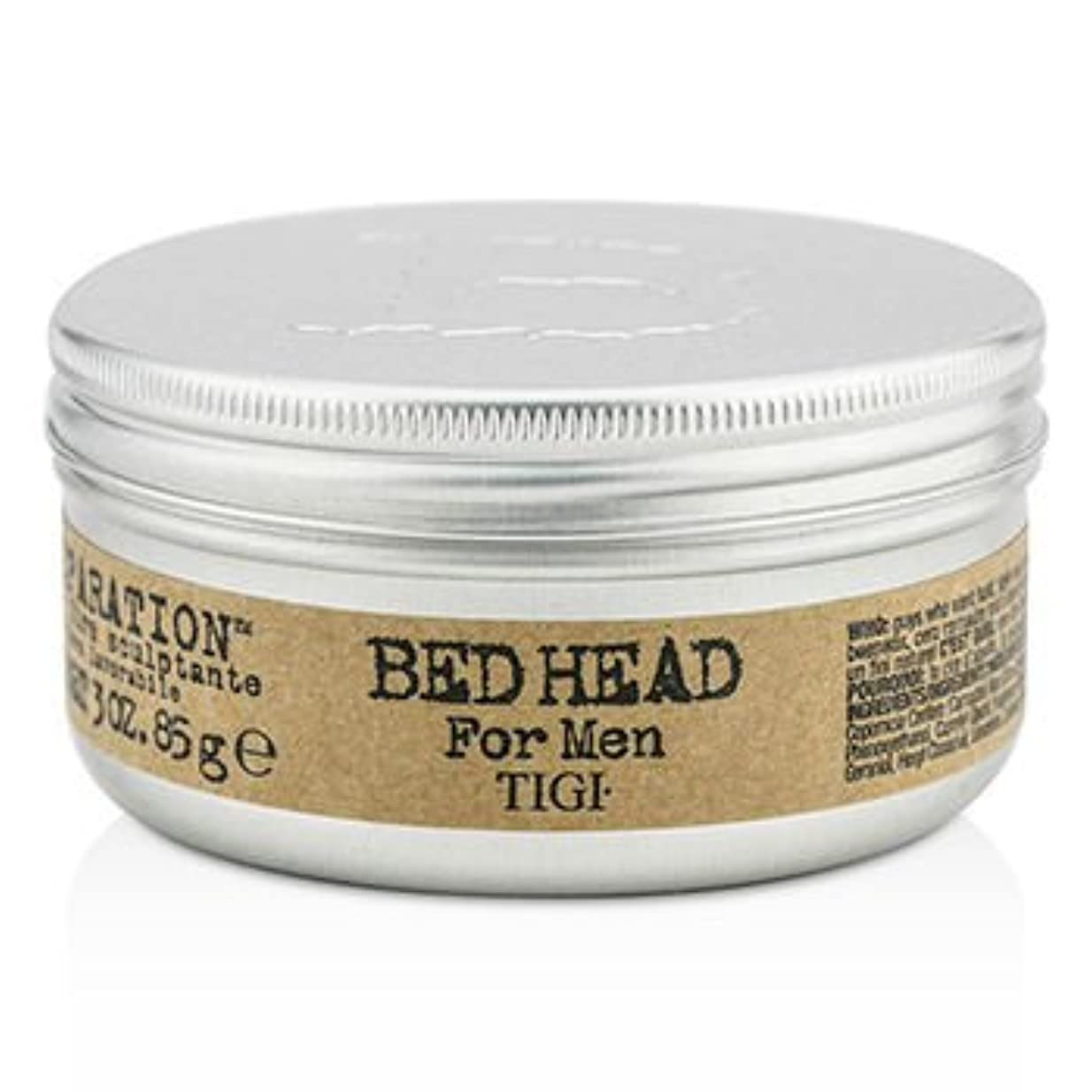 [Tigi] Bed Head B For Men Matte Separation Workable Wax 85g/3oz