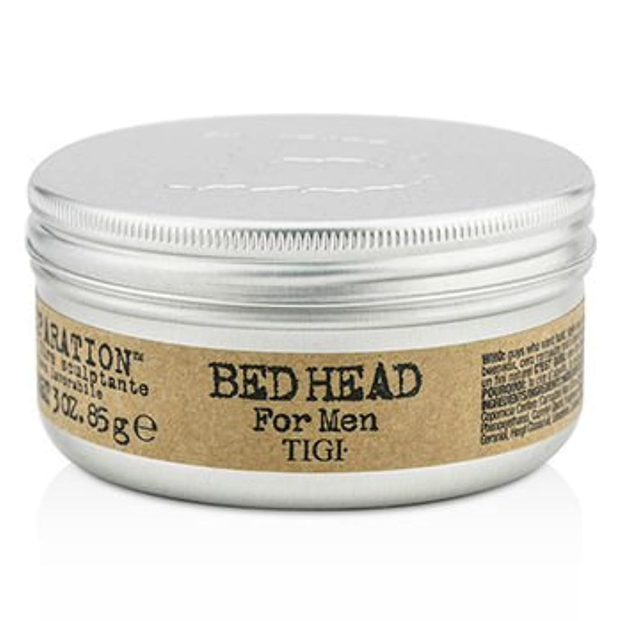 サスペンド出席する勇気のある[Tigi] Bed Head B For Men Matte Separation Workable Wax 85g/3oz
