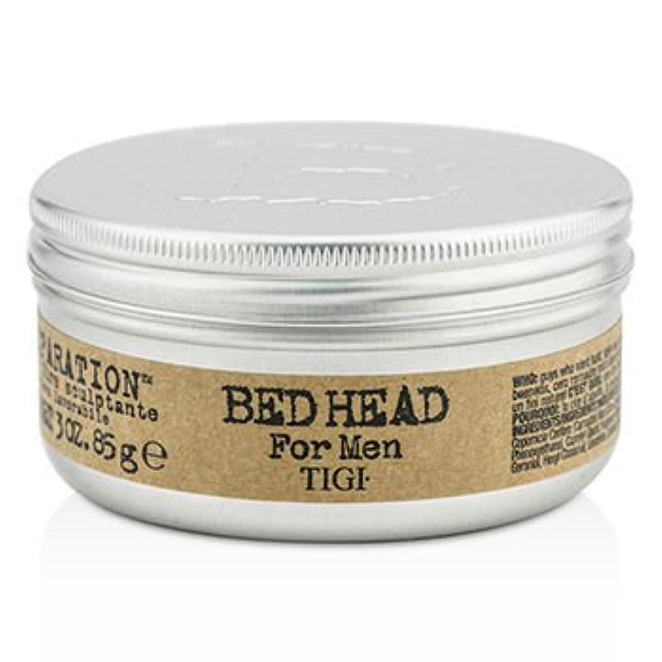 減衰ダムダース[Tigi] Bed Head B For Men Matte Separation Workable Wax 85g/3oz