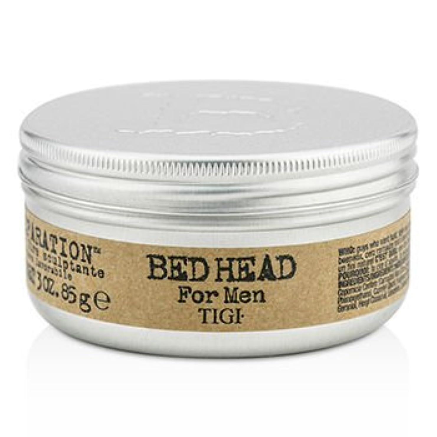 テキスト部分的吐き出す[Tigi] Bed Head B For Men Matte Separation Workable Wax 85g/3oz