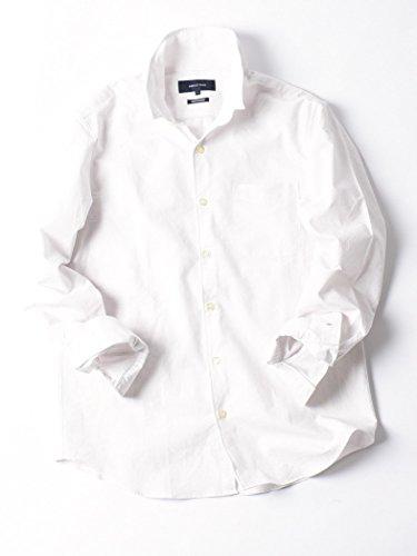 SHIPS JET BLUE : スタンドワイヤー ドビーシャツ