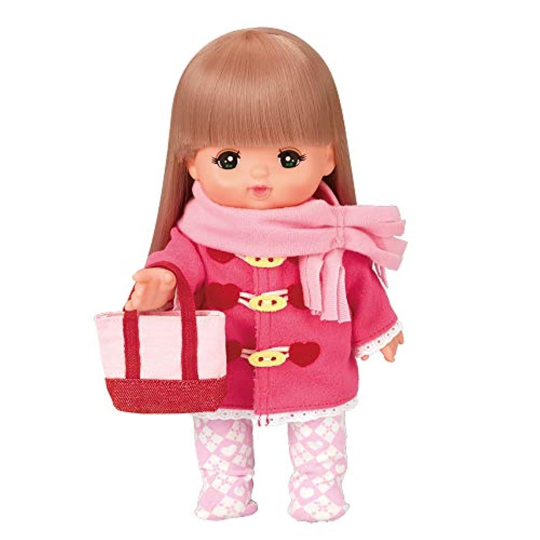 メルちゃん きせかえセット ピンクのダッフルコート