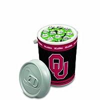 NCAA Oklahoma Sooners Mega Can Cooler、18.93L