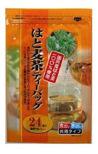国内産はと麦茶 7g×24P