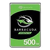 Seagate ST500LMZ30/LM030 BarraCuda Internal Hard Drive, 500GB/2.5 Inch
