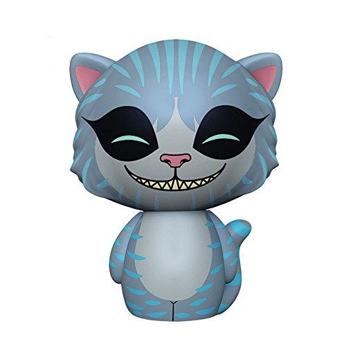 ドーブズ アリス・イン・ワンダーランド チェシャ猫 高さ約8センチ プラスチック製 塗装済み完成品フィギュア