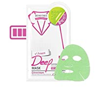 [NEW] DEWYTREE Fitness Deep Mask 27ml × 10 Sheets/デュイツリー フィットネス ディープ マスク 27ml × 10枚