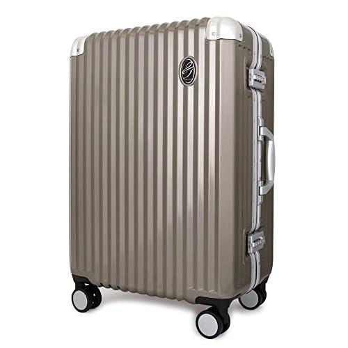 (ロジェールジャパン)LOJEL JAPAN スーツケース LJ-0737-60 60cm TITANIUM