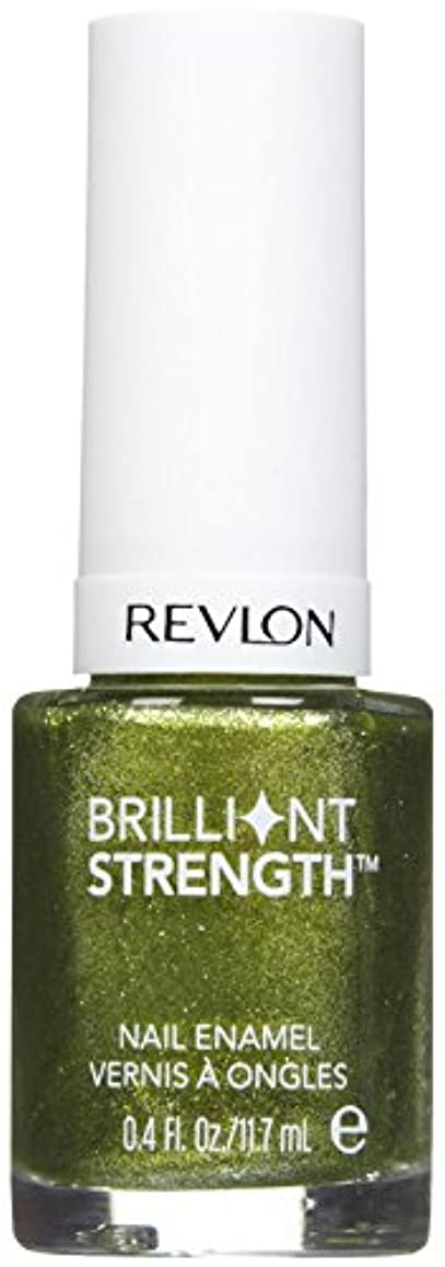 葉を集める森林バインドREVLON BRILLIANT STRENGTH NAIL ENAMEL #120 TANTALIZE