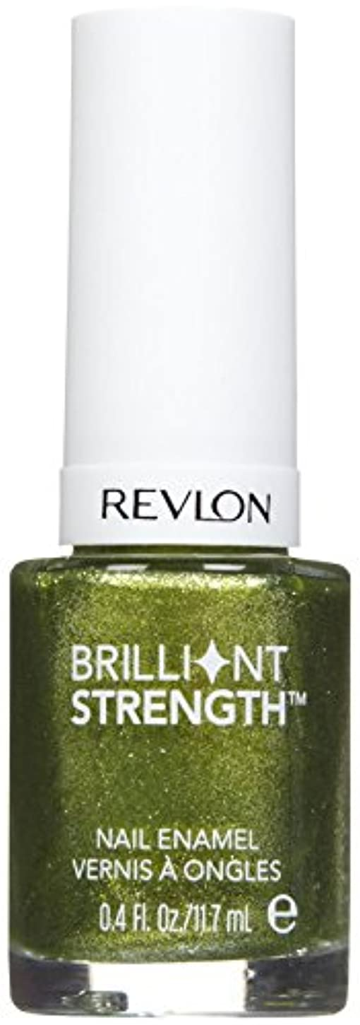 バスルーム手数料リスナーREVLON BRILLIANT STRENGTH NAIL ENAMEL #120 TANTALIZE