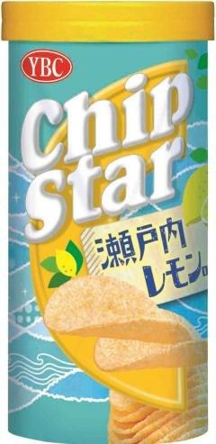 ヤマザキビスケット チップスターS瀬戸内レモン 1箱(8入り)