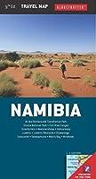 GlobetrotterTravel Map Namibia (Globetrotter Travel Map)
