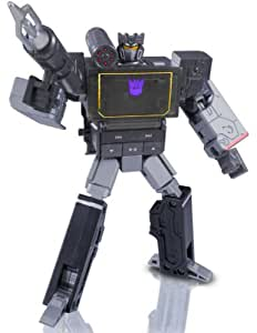 TRANSFORMERS MUSIC LABEL SOUNDWAVE playing  audio player(ブラスターブラック)