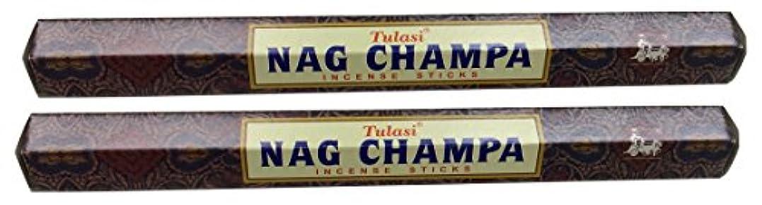 支払いオーナメントペックTULASI サラチ STICKS お香 40本入り NAG CHAMPA ナグチャンパ 025001-2