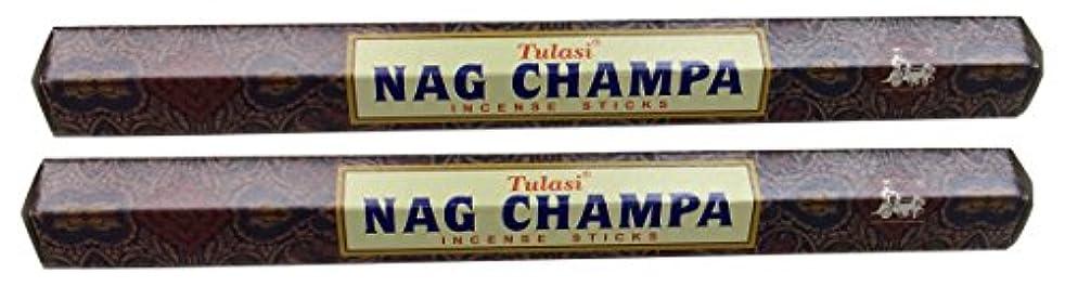 スイレトルトリマークTULASI サラチ STICKS お香 40本入り NAG CHAMPA ナグチャンパ 025001-2
