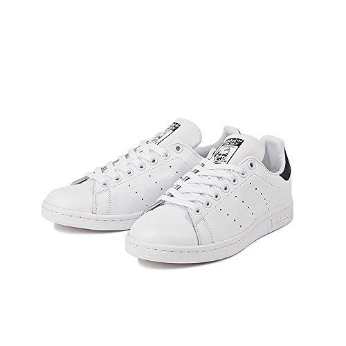 adidas(アディダス) スタンスミス M20325 Running White/New Navy(ホワイト×ネイビー) 27.5cm