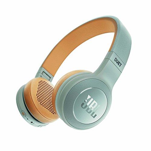 JBL DUET BT Bluetoothヘッドホン 密閉型/オンイヤー グレー  JBLDUETBTGRY【国内正規品】の詳細を見る