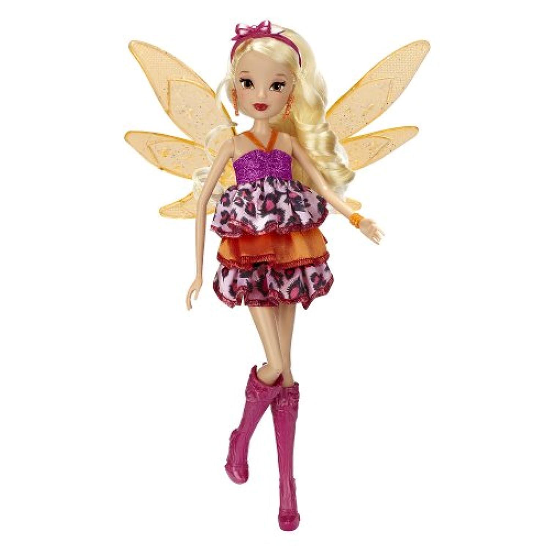 [Winx クラブ]Winx Club 11.5 Basic Fashion Doll City Style Collection Stella 49037 [並行輸入品]