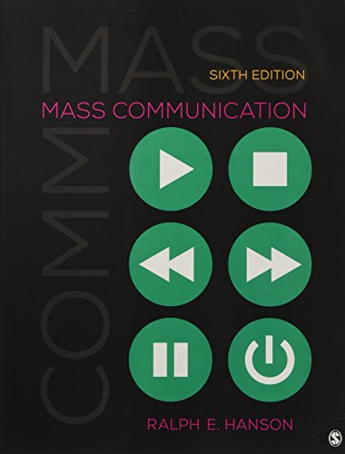 Download Mass Communication: Living in a Media World 1506344461