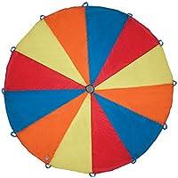 Pacific Play Tents Kids Playchute II 10足パラシュートforインドア/アウトドア楽しい