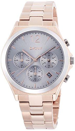 [ディーケーエヌワイ]DKNY 腕時計 PARSONS NY2453 レディース 【正規輸入品】