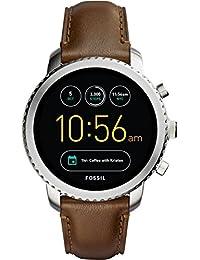 [フォッシル]FOSSIL 腕時計 Q EXPLORIST タッチスクリーンスマートウォッチ ジェネレーション3 FTW4003 メンズ 【正規輸入品】