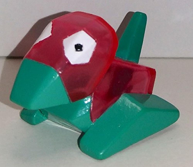 指人形 ポケモンキッズ ポリゴン クリア版 1996年
