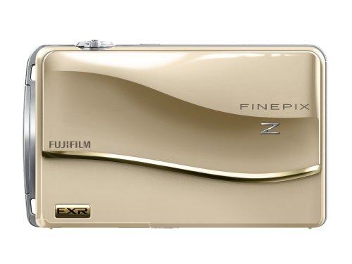 FUJIFILM デジタルカメラ FinePix Z800 EXR ゴールド FX-Z800EXR G 1200万画素 光学5倍ズーム スーパーCCDハニカムEXR 3.5型ワイドタッチパネル
