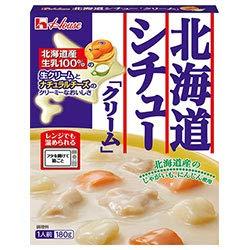 ハウス食品 北海道シチュー クリーム レトルト 180g×30箱入