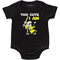 Feisty and Fabulous Funny Baby Bodysuits, Humorous 0 to 12 Months