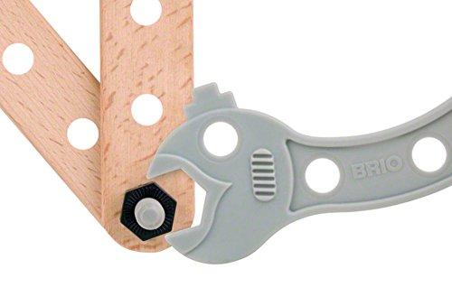 『BRIO (ブリオ) ビルダー スターターセット [ 工具遊び おもちゃ ] 34586』の2枚目の画像