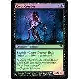 英語版フォイル アヴァシンの帰還 Avacyn Restored AVR 墓所を歩くもの Crypt Creeper マジック・ザ・ギャザリング mtg