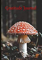 GRATITUDE JOURNAL: RED MUSHROOM IN A FOREST JOURNAL TO RECORD ALL THE THINGS THAT NATURE LOVERS CAN BE THANKFUL FOR