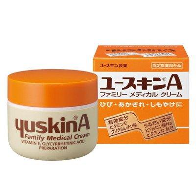 【指定医薬部外品】ユースキンA 120g【6個セット】