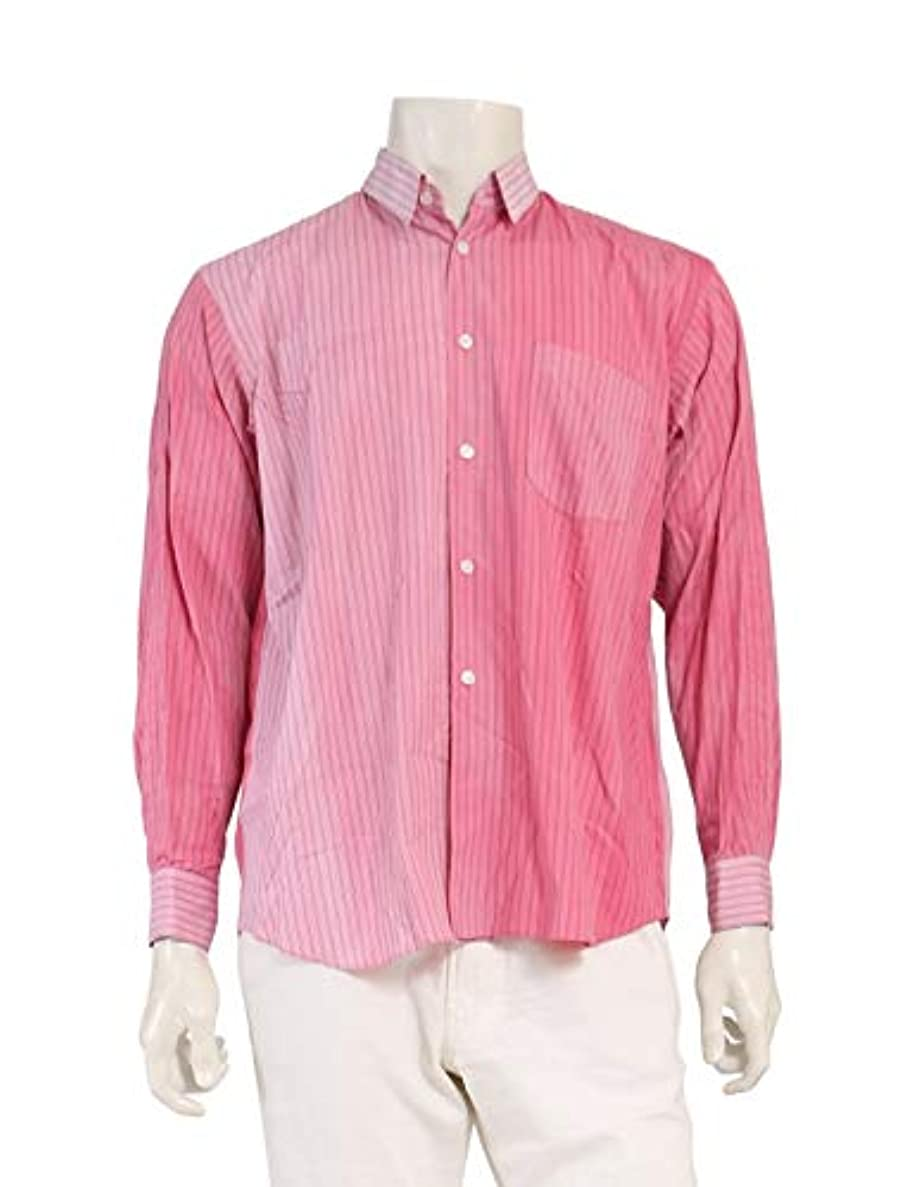 消毒剤寺院そのような(コムデギャルソンシャツ) COMME des GARCONS SHIRT シャツ ストライプ ピンク 中古
