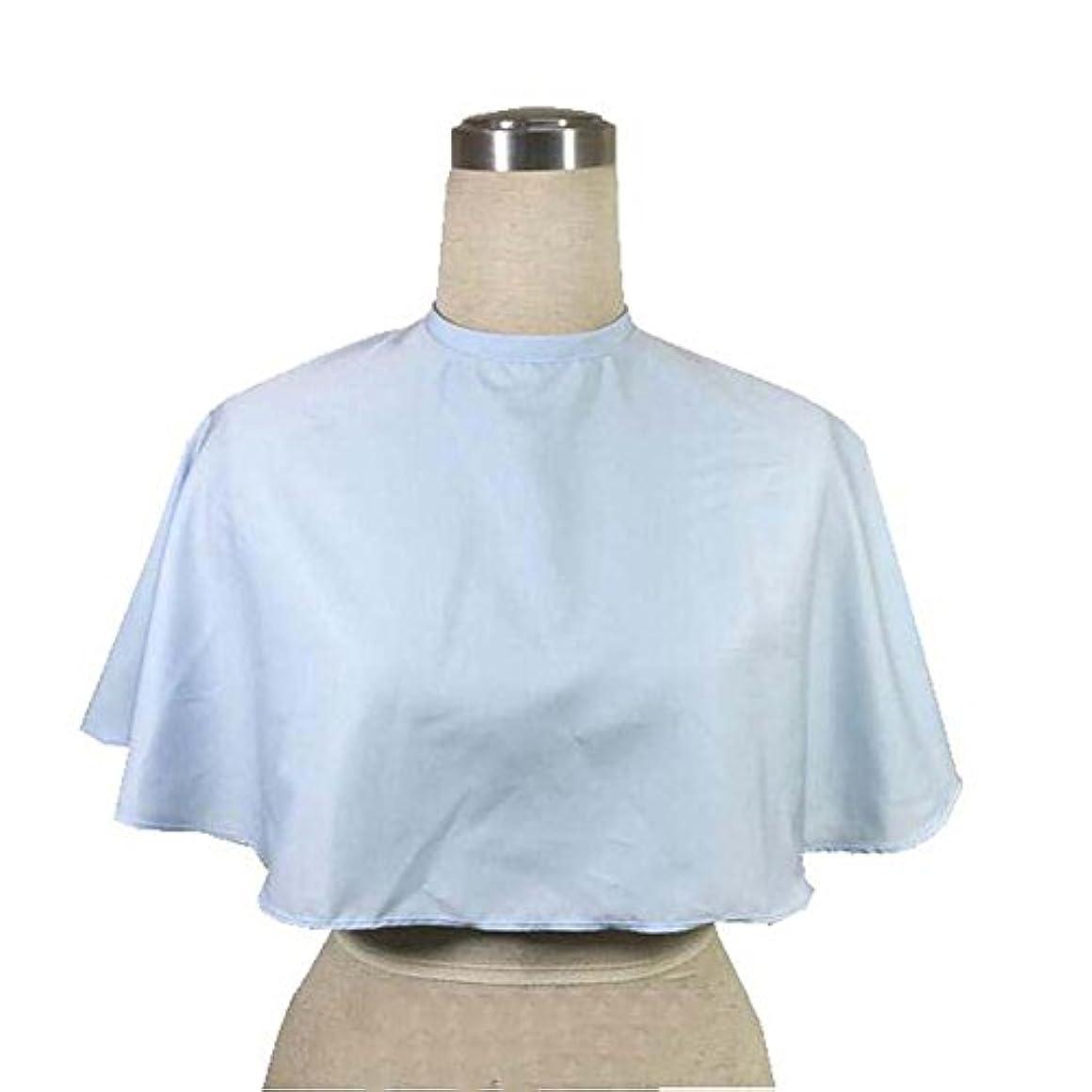 肘掛け椅子ナラーバー神プロの防水短い髪ケープサロンの美容院のドレス