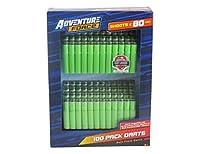 Adventure Force 100 darts refill [並行輸入品]