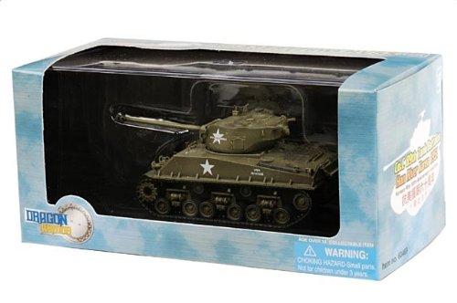 """1:72 ドラゴンモデルズ アーマー コレクター シリーズ 60469 M4A3E8 シャーマン ディスプレイ モデル US アーミー 89th 装甲車 Btn """"Rice's Red Devils"""""""