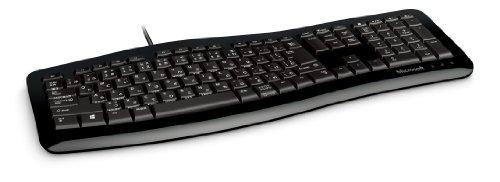 マイクロソフト [人間工学] 有線 キーボード Comfort Curve Keyboard 3000 for Business USB 3XJ-00022