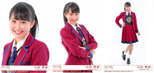 【山田野絵】 公式生写真 NGT48 春はどこから来るのか?...
