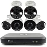 Swann SWDVK-855804B2FB-AU 6 Camera 8 Channel 4K Ultra HD DVR Security System 8 Channel 6 Camera 4K Ultra HD DVR Security Syst