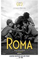 Lost Posters Rare Poster Alfonso cuaron Roma Limited 2016 Reprint #'d/100!! 12x18