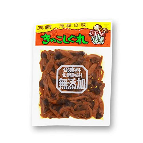 天領酒造 きのこしぐれ(100g)/しめじ シメジ キノコ 佃煮 無添加//